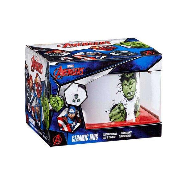 Marvel Taza XL Bursting Hulk