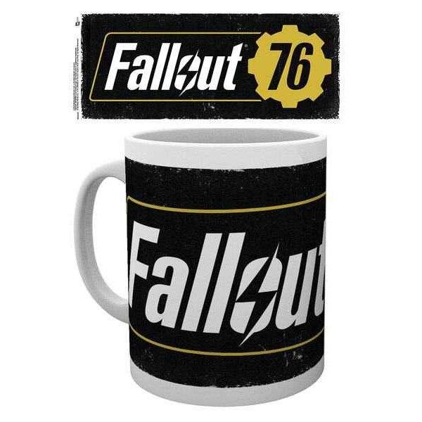 Fallout 76 Taza Logo