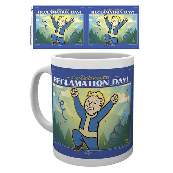 Fallout 76 Taza Reclamation Day