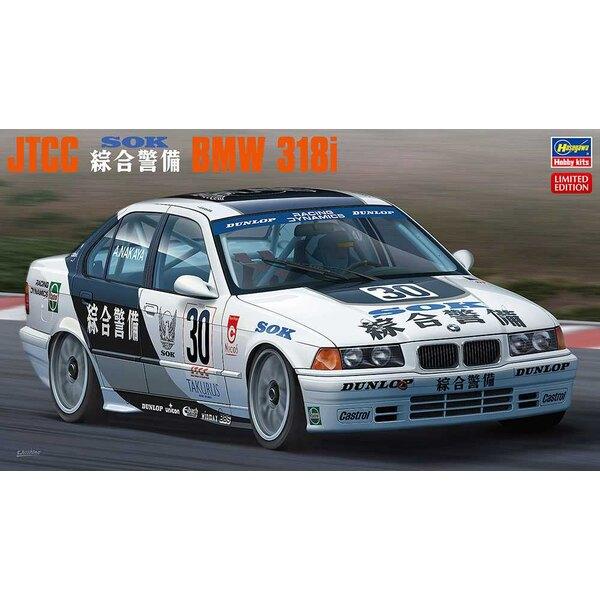 JTCC SOK BMW 318I El All Japan Touring Car Championship (JTCC) fue una de las carreras más prestigiosas de los años 80 y 90.En