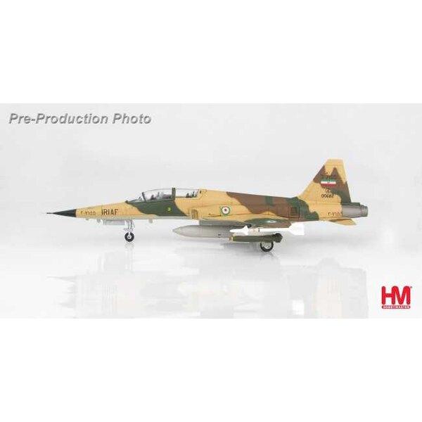 F-5F Tiger II TFS 43rd, AF islámica iraní, 2009 -Ltd600
