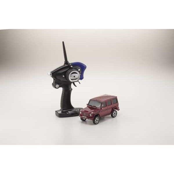Mini-z overland mv01 sports mercedes g55l amg rojo (kt19)