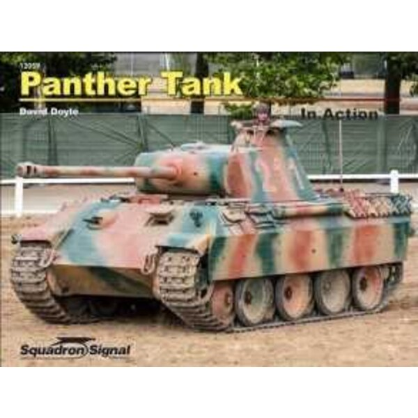 Pz.Kpfw.V Panther Tank (In Action Series) Though not as celebrated in literature (or propaganda) as the much feared Tiger, the