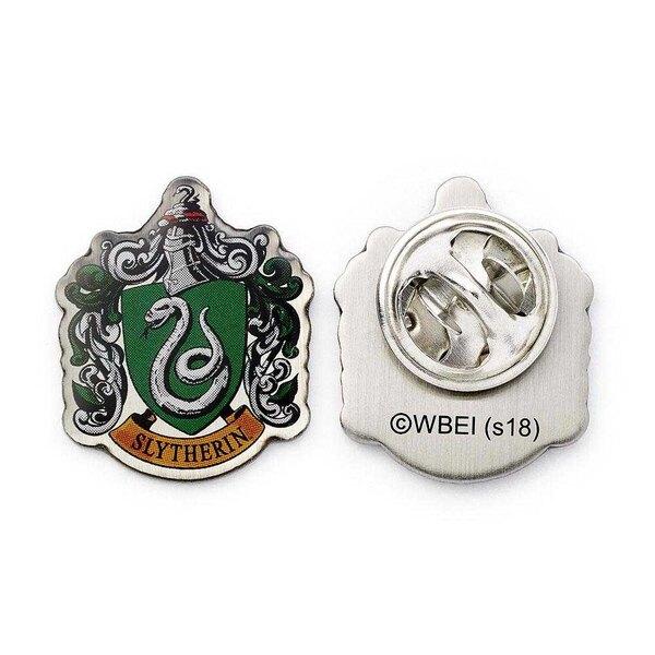 Harry Potter Chapa Slytherin Crest