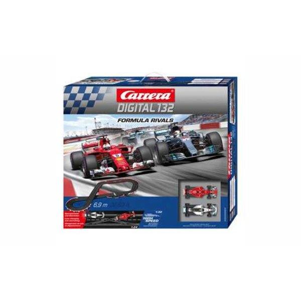 Fórmula rivales