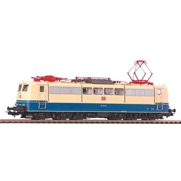 loco elec.BR 151 DB beige