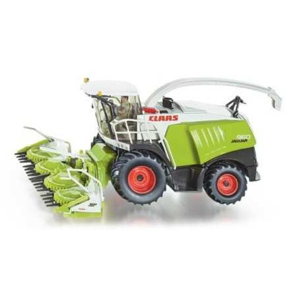 A harvester Claas But