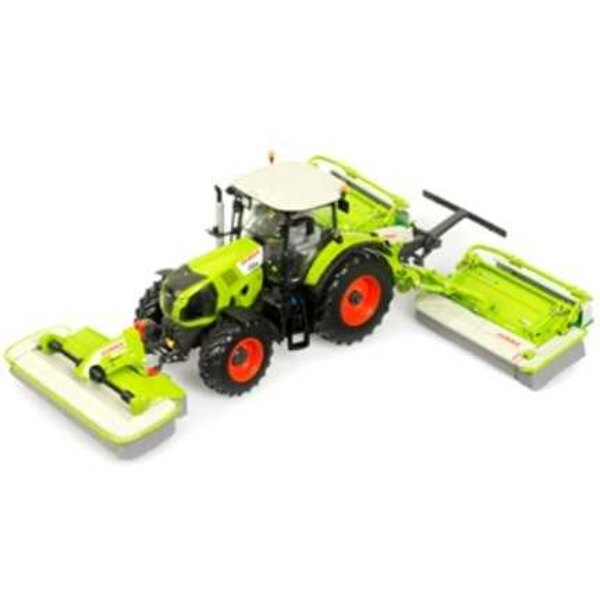 CLAAS DISCO 3500 AND 9100