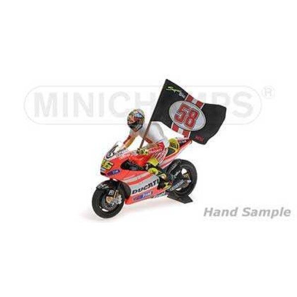 Ducati GP11.2 Rossi