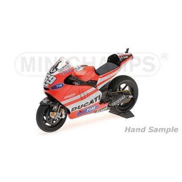 Ducati GP11.1 Hayden 2011