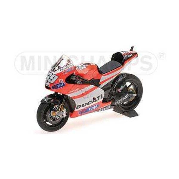 Ducati GP11.2 Hayden 2011