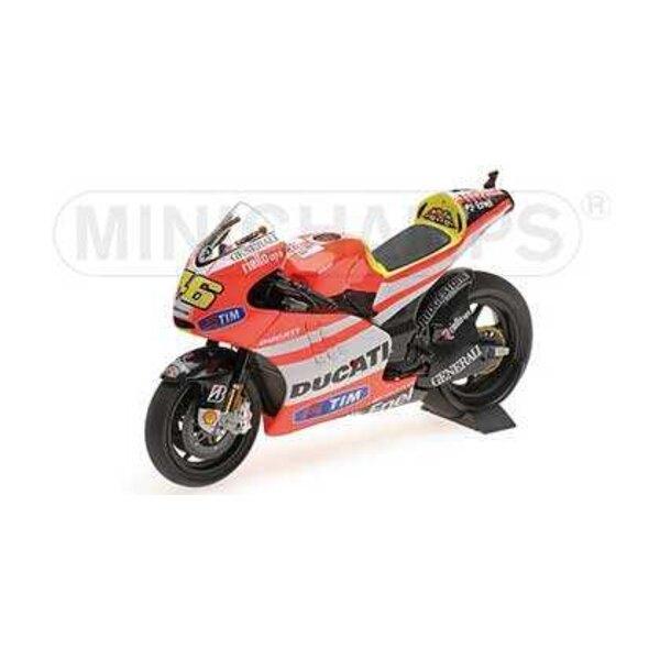 Ducati GP11.2 Rossi 2011