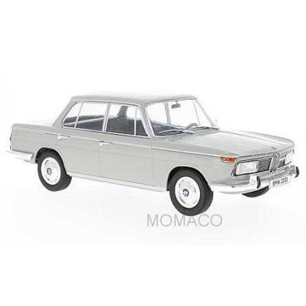 BMW 2000 TI 1966 GRIS