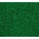 flocado verde oscuro