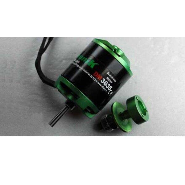 Motor DM3635 Kv470