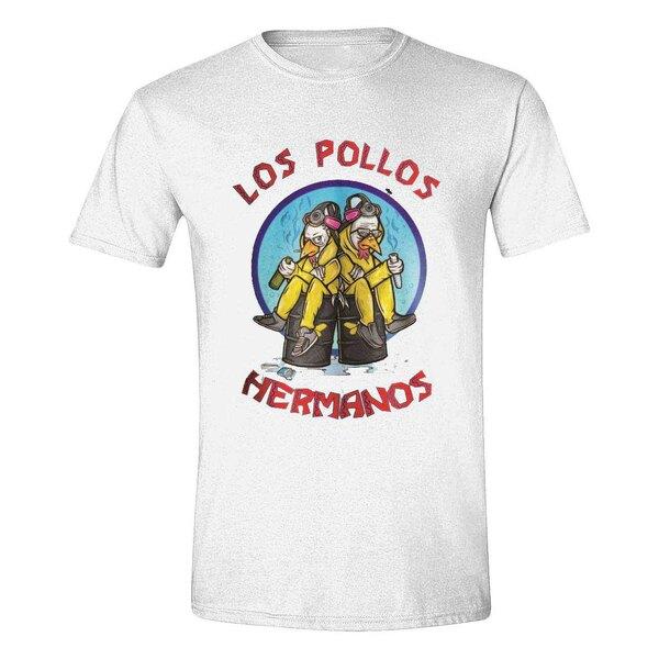 Camiseta Breaking Bad Los Pollos Cooks