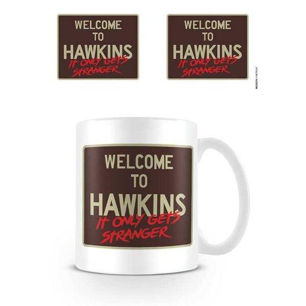 Cosas extrañas bienvenidas a Hawkins