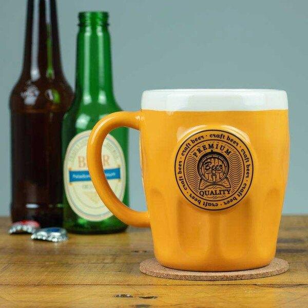 Jarra de cerveza Calidad Premium