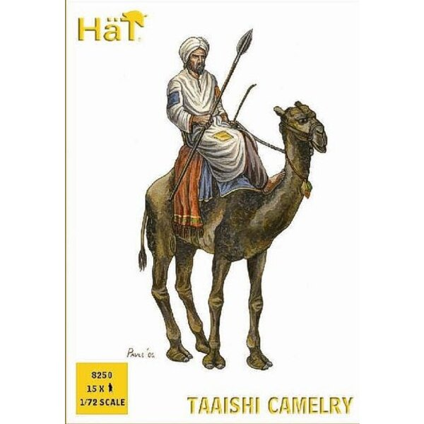 Taaishi Camelry. 12 camels plus figures per box