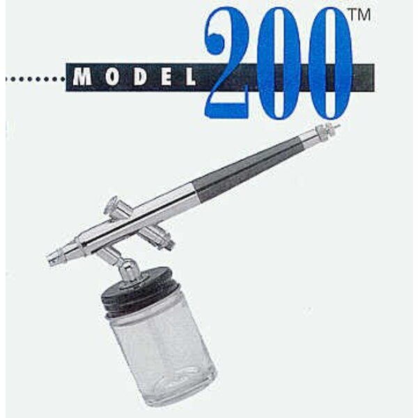 200NH Series Air Brush Set New design. All in one fine-Heavy duty. No Fine heads available
