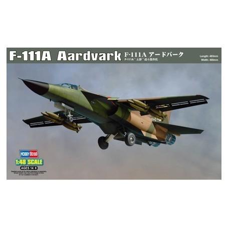 General Dynamics F-111A Aardvark