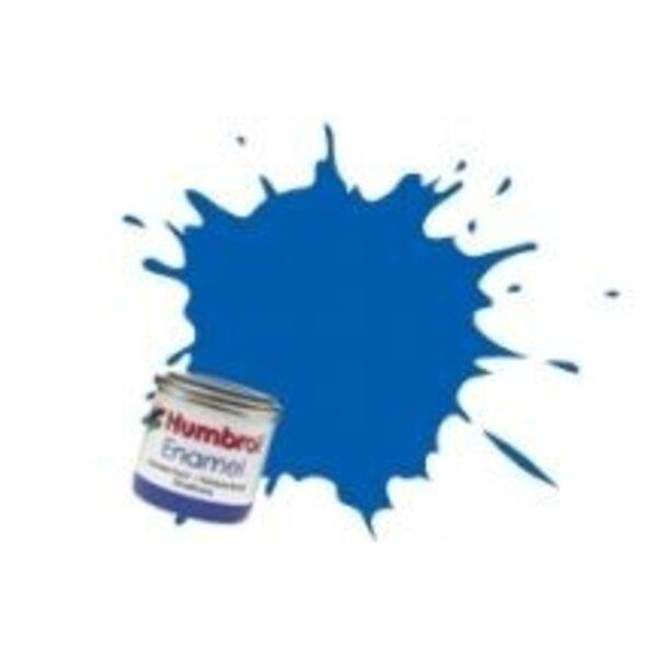 Blu-Francés barniz brillante (French Blue enamel- gloss)