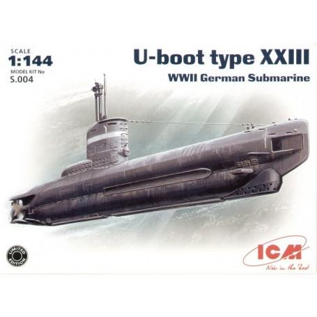 U-Boat type XXIII (submarines) (submarines)