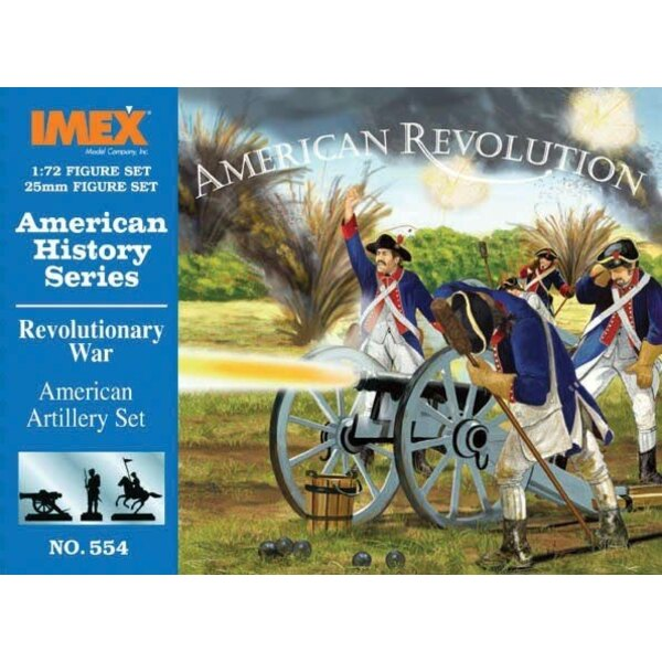 American war of Independence American Artillery