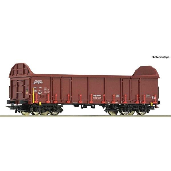 Vagón abierto de mercancías, CD