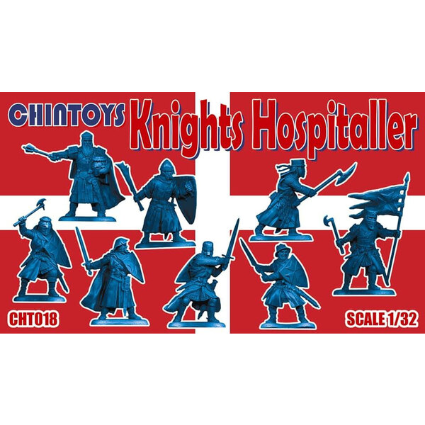 Knights Hospitaller (SIN CAJA. ESTO ESTÁ EN UNA BOLSA DE POLITENO CON TARJETA)