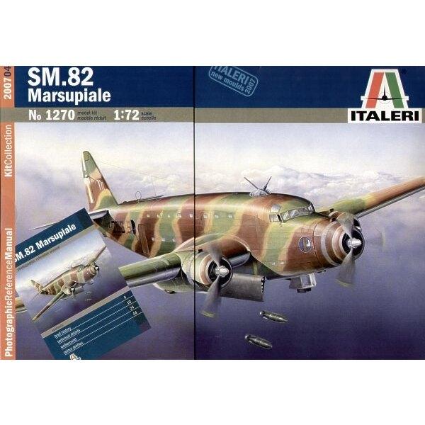Savoia Marchetti SM.82 ′Marsupiale′