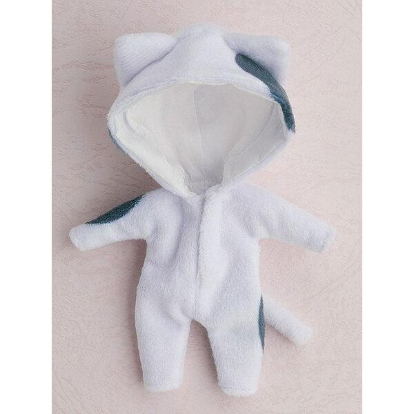 Accesorios de personajes originales para figuritas Pijamas Kigurumi de muñeca Nendoroid (Gato de esmoquin)