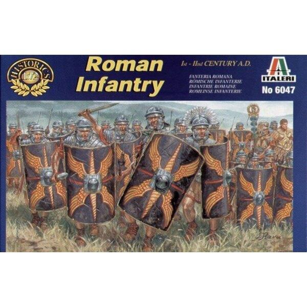 Infantería romana de Julio César