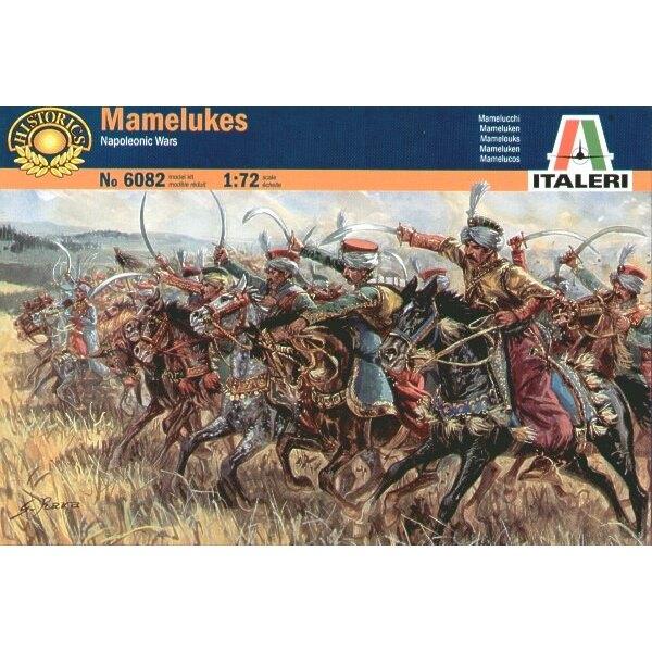 Guerras napoleónicas: Caballería Mamelouque