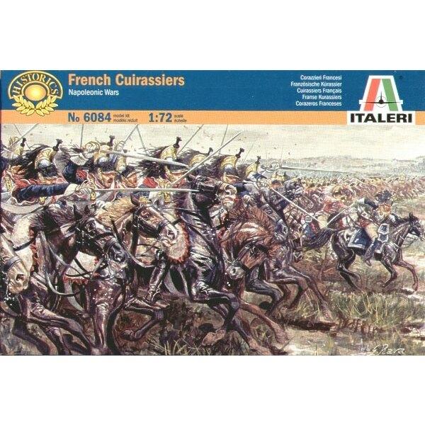 Coraceros franceses de las guerras napoleónicas
