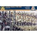 infantería austríaca de las guerras napoleónicas 1800-1805