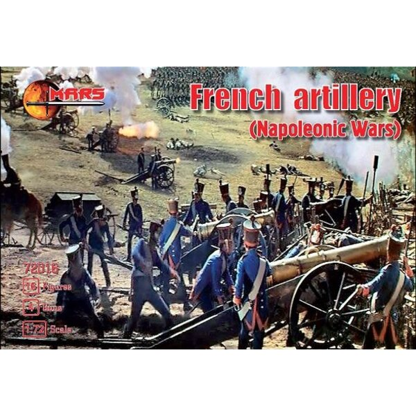 French Artillery Napoleonic Wars