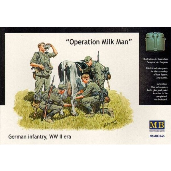 Operation Milk Man