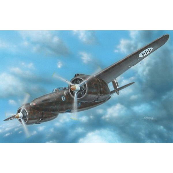 Breda Ba.88B ′Lince′. During World War 2 Italy used only two twin-engined bombers. In the overflow of the tri-engined bombers on