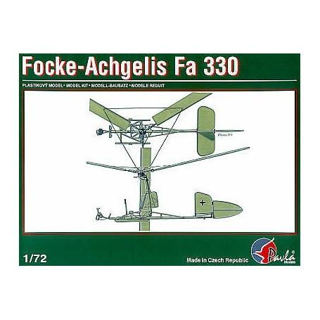 FA 330 Bachelstelze glider U Boat single seat gyro kite