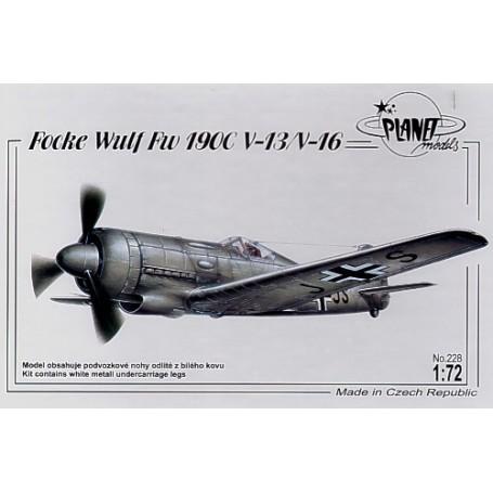 Focke Wulf Fw 190C V-13/V-16