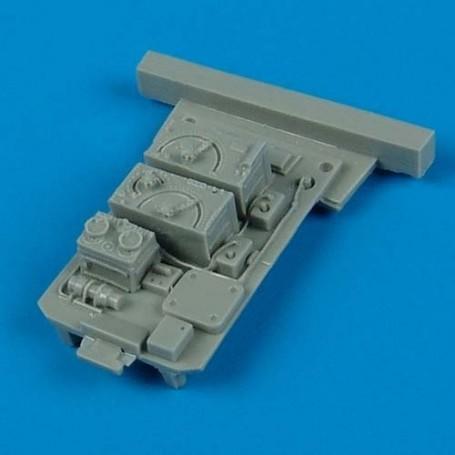 Fieseler Fi 156 Storch radio equipment (diseñado para ser ensamblado con maquetas de Tamiya)