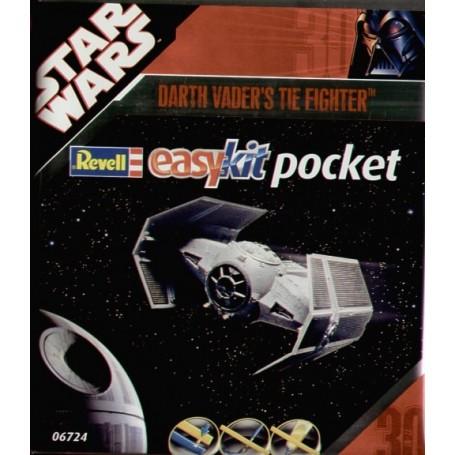 Revell Star Wars Darth Vader/'s Tie Fighter Pocket size # 06724##