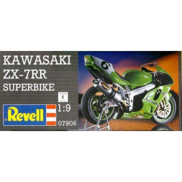 Kawasaki ZX-7RR Superbike
