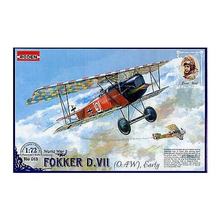 Fokker D VII (OAW) Early