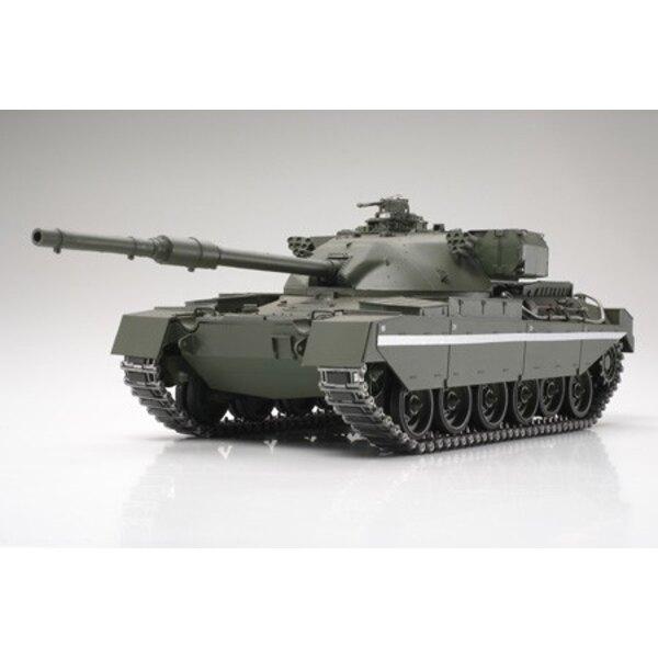 Chieftain British Army 46ton Medium Tank