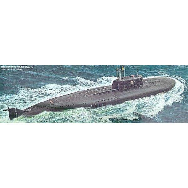 Russian SSGN Kursk (Oscar Class Submarine)
