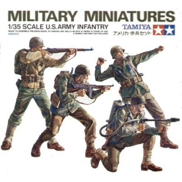 4 infantería del ejército de EE.UU.