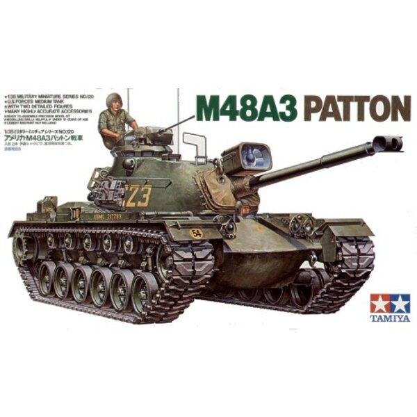 M48A3 Patton Tank