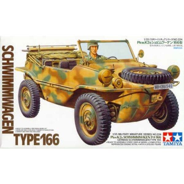 Schimmwagen type 166